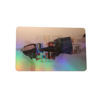 UV Security Printing Driver License Card Blank Playing Paper Chip Business Cards