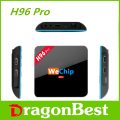Android TV Box Gigabit Ethernet Android 6 0 TV BoxWeChip H96 PRO Amlogic S912 Quad Core