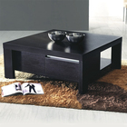 CT-076 Birch Wood Coffee Table Design