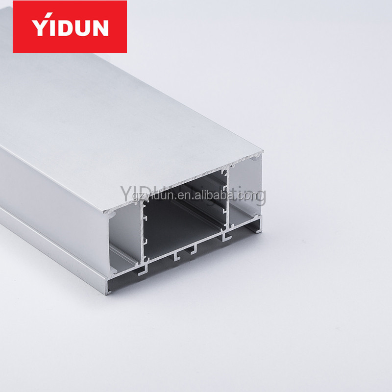 YIDUN Lighting Surface mount aluminum LED profile Light shines out of top and bottom for Wall