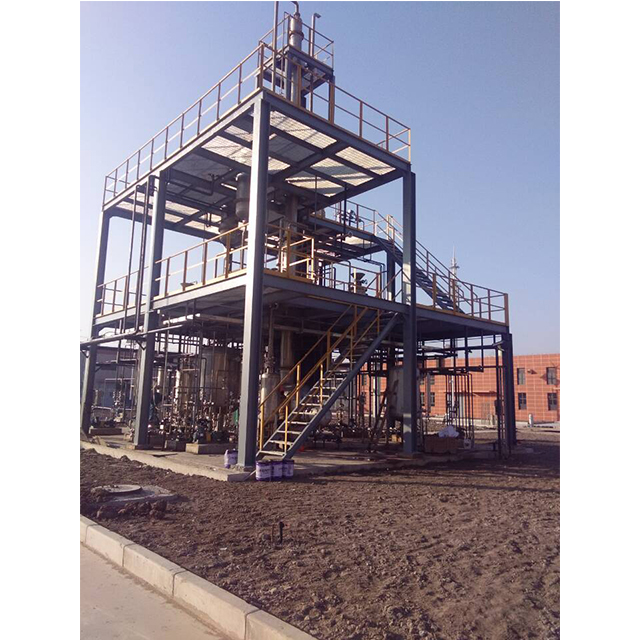 Used cooking oil biodiesel refining process refinery machine for biodiesel production