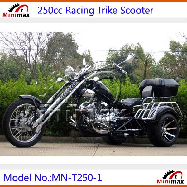 50cc gas benzin trike 3 rad motorrad dreiradroller mit. Black Bedroom Furniture Sets. Home Design Ideas
