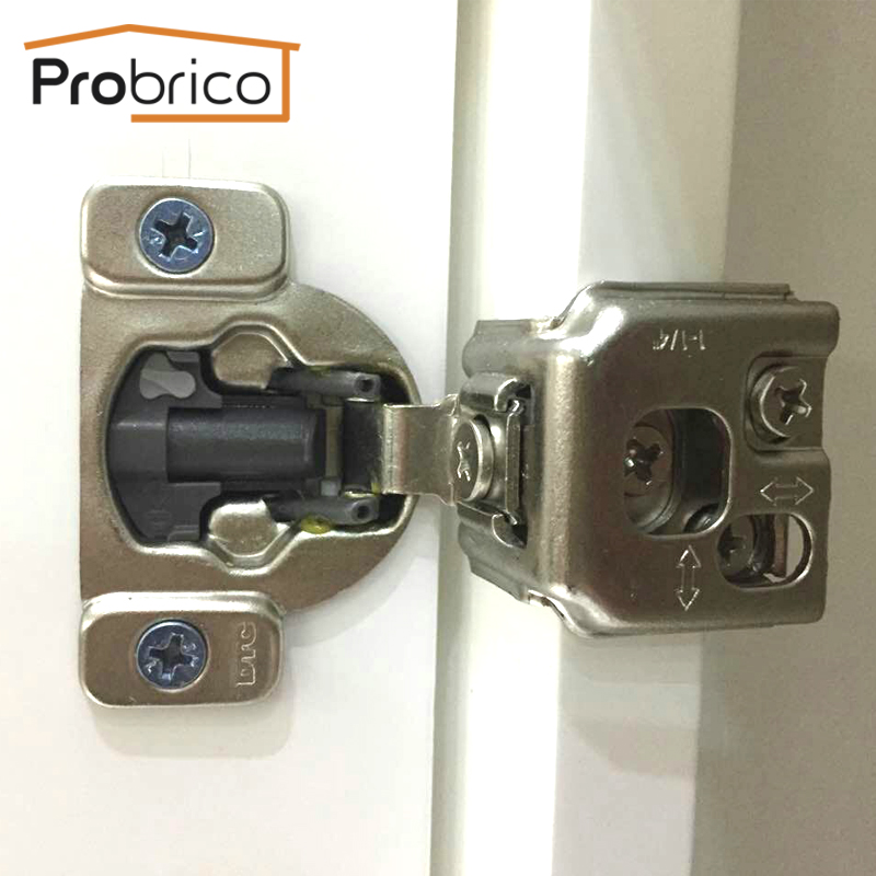 Soft Close Door Hinges Kitchen Cabinets: Probrico Soft Close Kitchen Cabinet Hinge CHM36H1 1 4