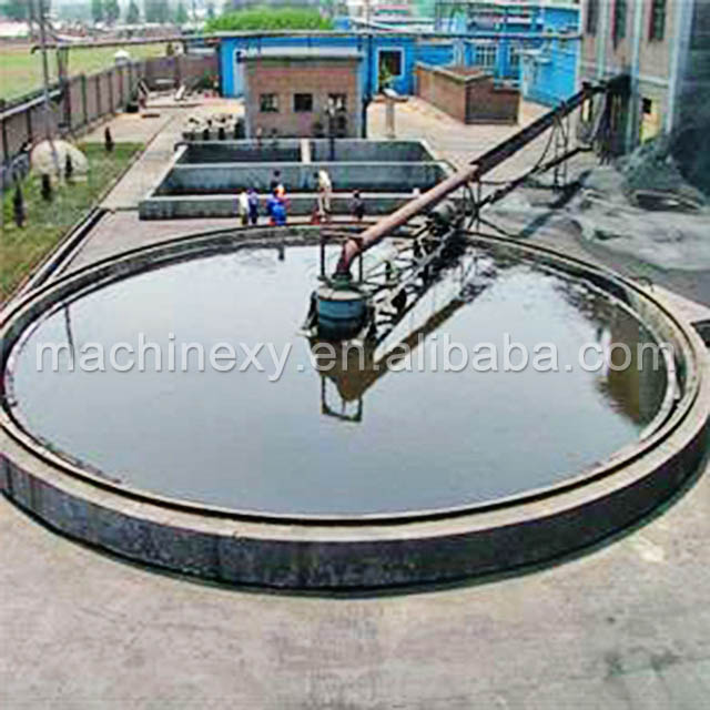 Factory Price Sedimentation Tank NZS-3 Sludge Mining Thickener For Sale