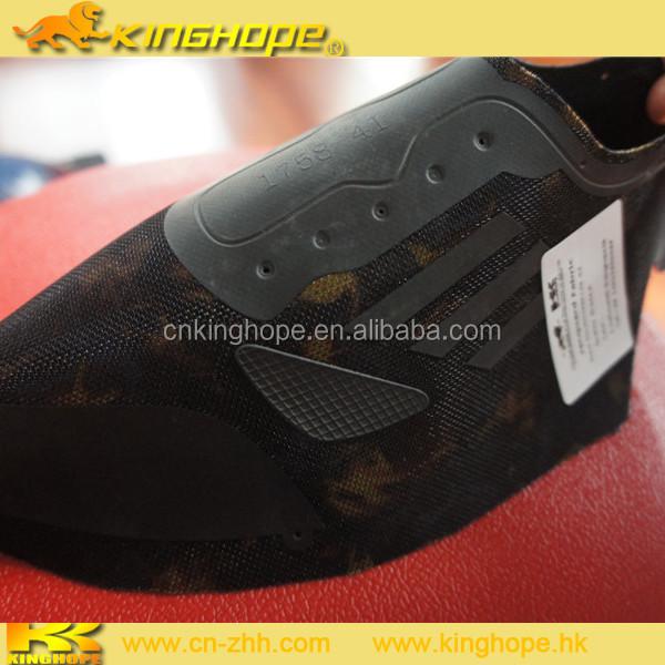 Модная вязаная нашивка или верх обуви для обуви
