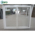 AWA And WERS Certified Double Glass White Powder Coat Aluminum Small Profile Slide General Windows