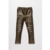 Comfortable multi color kids leather pants baby girl leather leggings