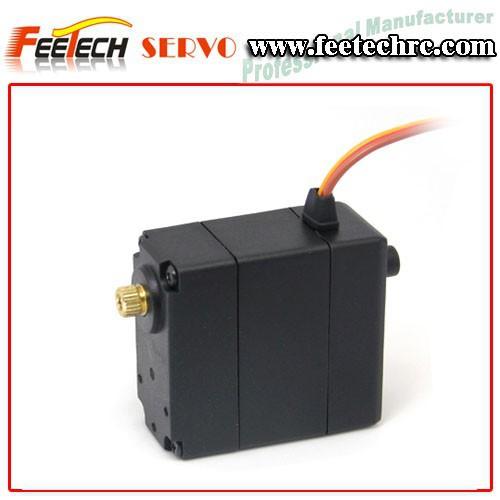 Металлический шестеренный цифровой сервопривод Feetech для DIY робота FR0115M