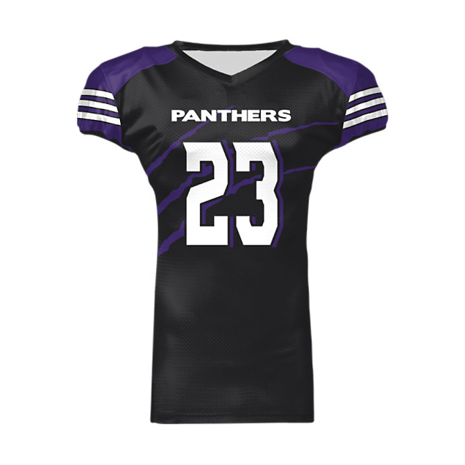 tackle twill american football flag uniforms jersey and pants