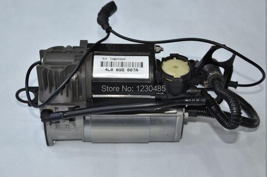 Новое высокое качество пневматическая подвеска компрессор для Audi Q7 OE #4L0698007 7L8616006A
