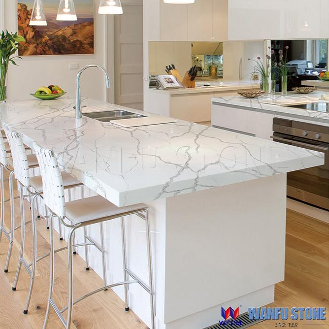Arabescato Corchia White Menards Quartz Stone Countertops Buy Countertop Product On Alibaba Com