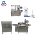 SGDYJ 5-20ML Full Automatic Eye Drops Filling Stoppering Labeling Production Line With Capacity 70-80BPM