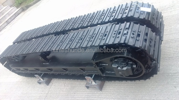Rubber Track Undercarriage System Buy Rubber Track