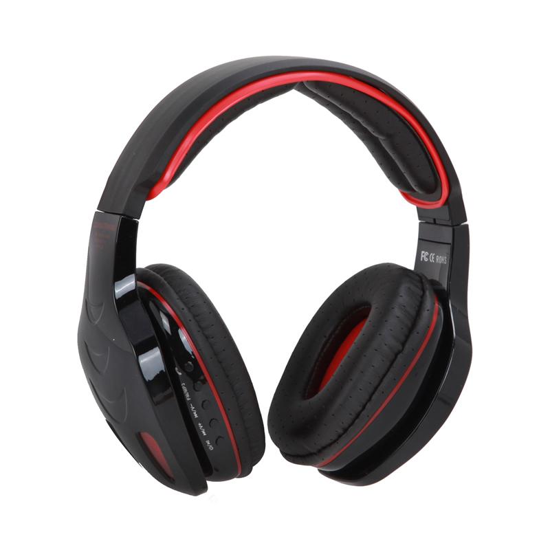 אוזניות סטריאו Bluetooth האלחוטית לאוזניות עוצמה גבוהה בס אוזניות אוזניות עבור Smatphone משחק וכו'. משלוח חינם