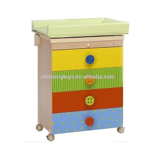 Лидер продаж, деревянная детская мебель, пеленальный стол