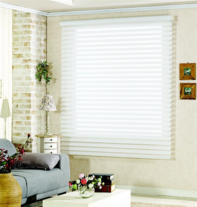 Shangri La Blinds Sheer Blind
