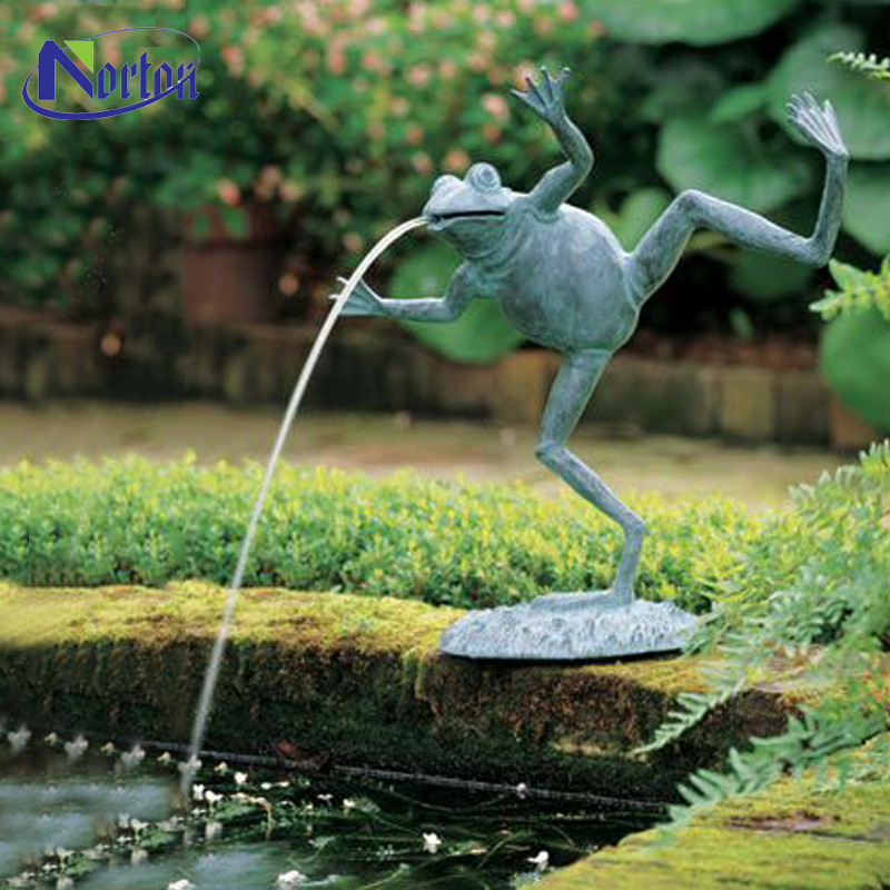 Metal Art And Crafts Garden Decoration Bronze Metal Frog Fountain Nt Ba001 Buy Big Water Fountains Woman Fountain Large Bronze Fountain Product On Alibaba Com