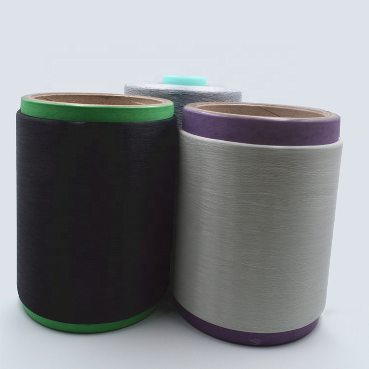 Anti-static nylon carbon electrically conductive yarn