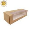 sushi box(kraft with window)1