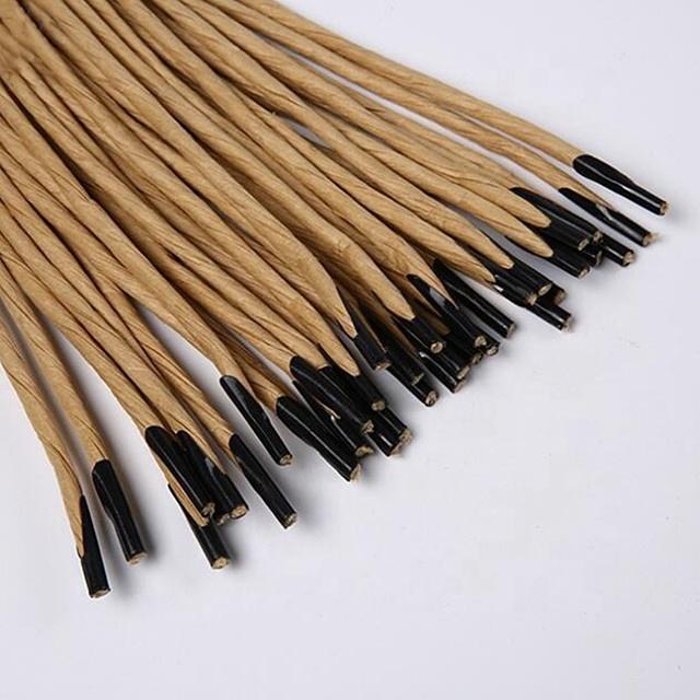 Бумажный мешок ручка веревка витая бумажная ручка