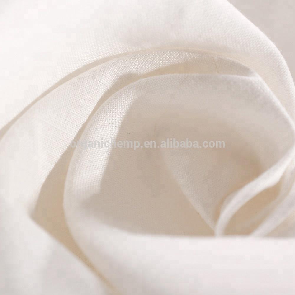 Сертифицированный 100% органический Льняной текстиль супер качества