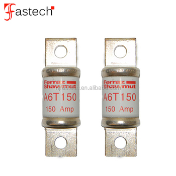 Fast Acting Fuse class T Fuse 150A 600V Semiconductor fuse A6T150
