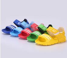 Dětské sandálky v různých barvách z Aliexpress