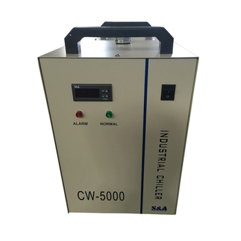 Hot sale industrial water chiller cooling industrial system cw 5000 chiller