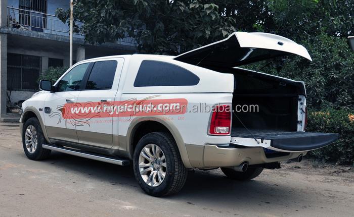 Fiberglass Dodge Ram 1500 Canopy/Camper Shell/Sport Canopy