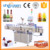 Adhesive Labeling Machine for Plastic Bottles / Labeling Machine Round Bottle