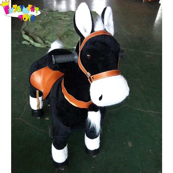 Акция CE, игрушечная лошадь для девочек, механическая лошадь, игрушки для продажи
