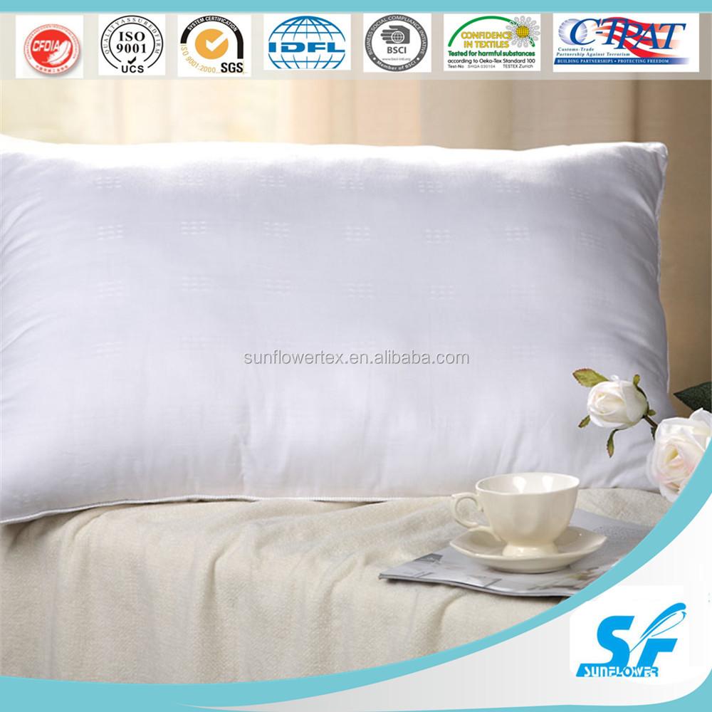 Высококачественная подушка из белого гусиного пуха Superfly