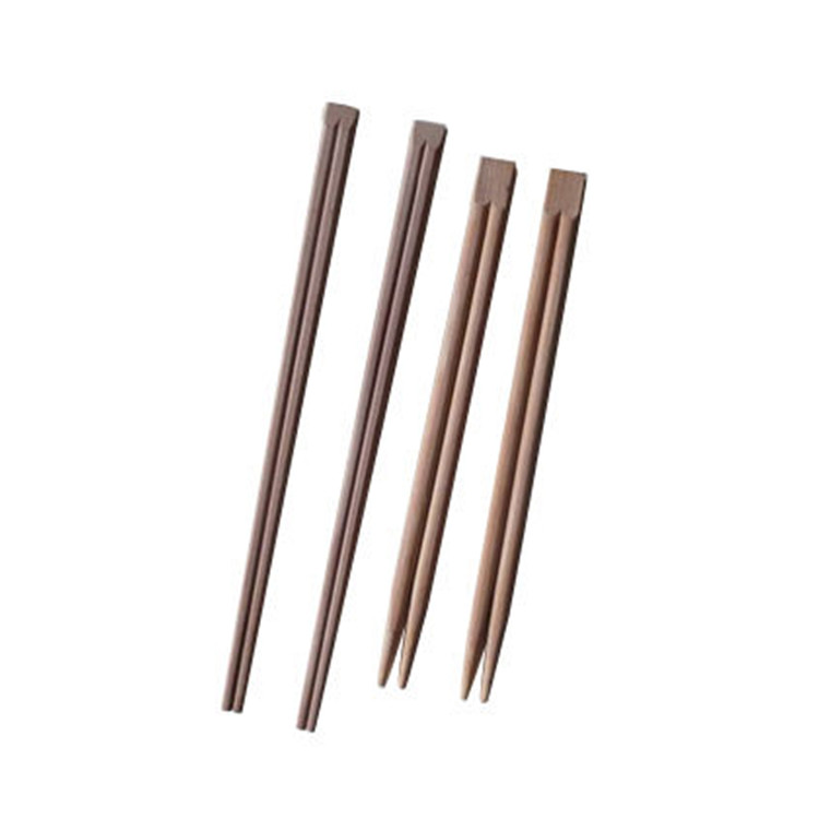 Direct factory price first choice disposable bamboo  carbonized bamboo disposable chopsticks