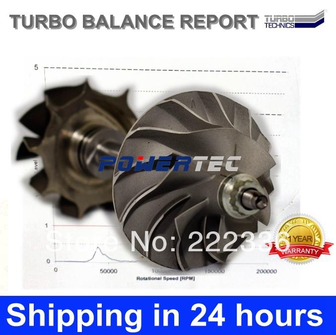 Гарретт турбо вал и колесо GT1749V 713672 вала 713672 - 5002 S ротора турбо картридж вал CHRA для 3 1.9TDI ( 8L )