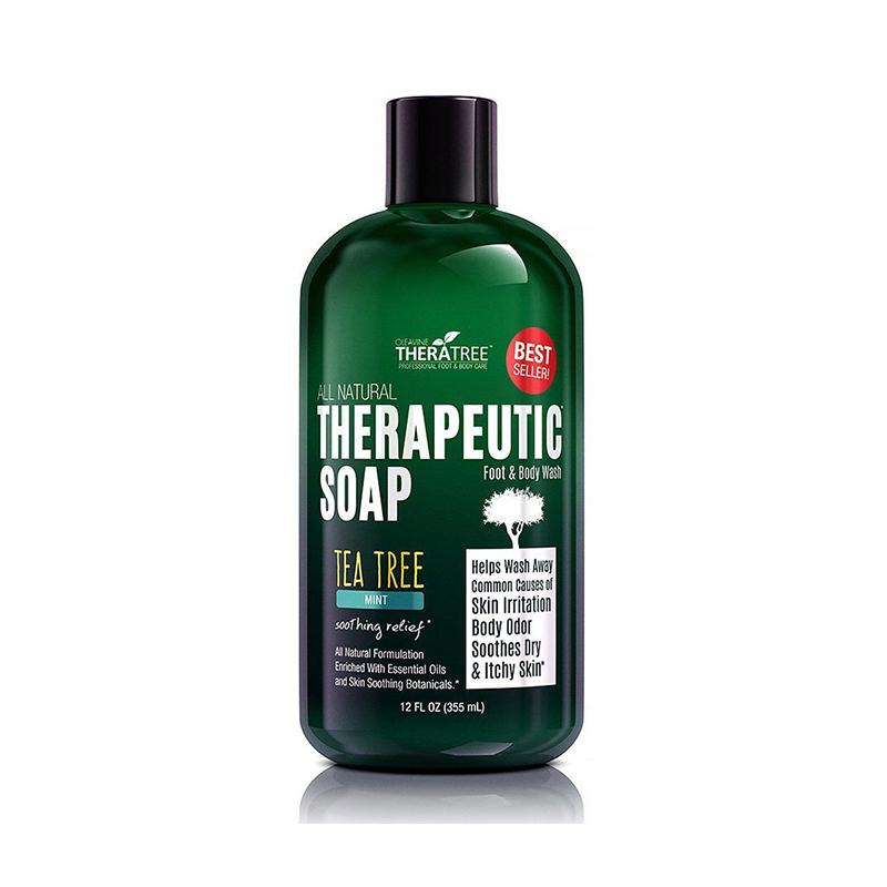 Melao Antifungal organic pure tea tree oil soap for body