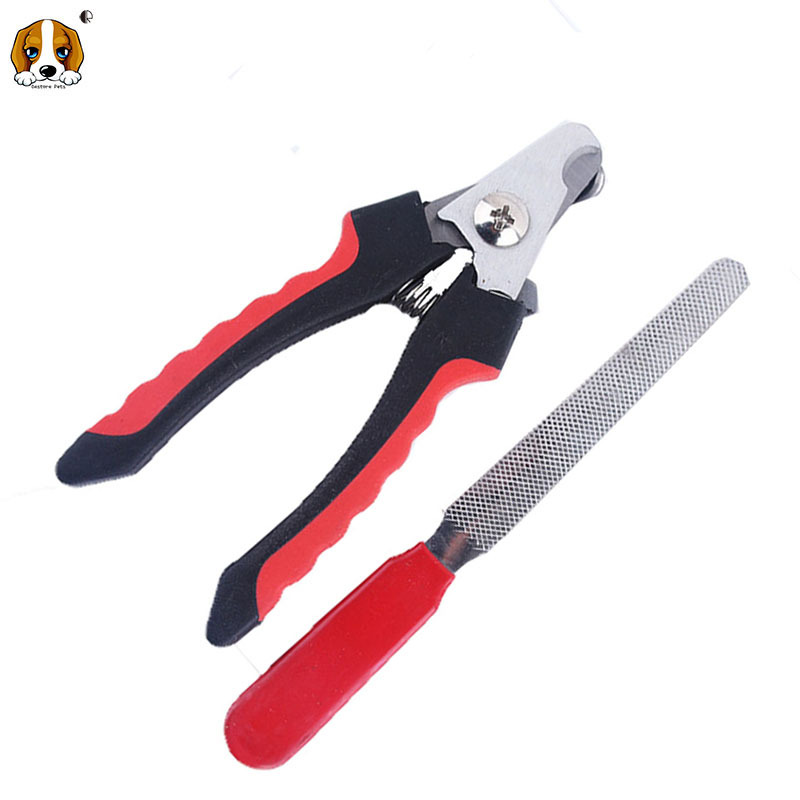 1 Files + 1 Clipper Dog Nail Clippers sets for Medium and ...