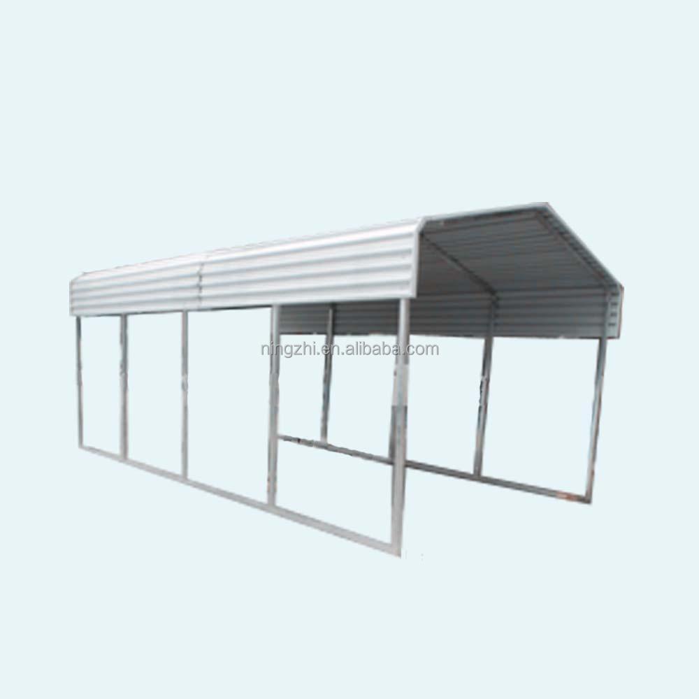 Metal Steel Single Car Carport Supplier Buy Metal Carport Factory Carport Parts Sheet Metal Carport Product On Alibaba Com