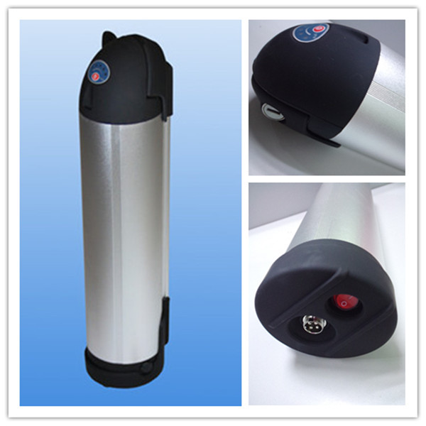 Ebike Battery Bottle Lithium Li-ion 36V 10Ah for Electric Bicycle High Quality