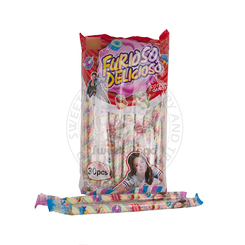 Furioso Delicioso Long Twist Marshmallow