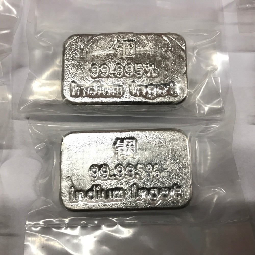 indium atomic structure,nano indium powder, 99.99 indium metal ingots