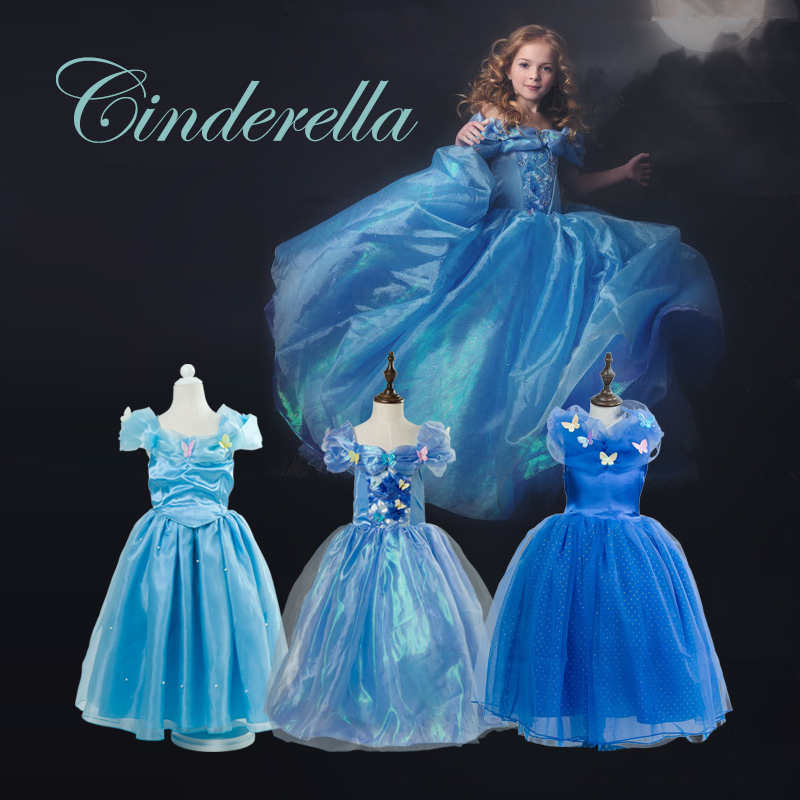 Compare Prices on Blue Cinderella Dress- Online Shopping/Buy Low Price Blue Cinderella ...