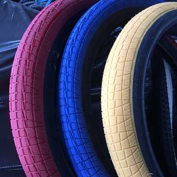High Quality Colored Bicycle Tyre bike tyre tubeless tyres with ex Factory price