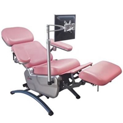 Роскошный Регулируемый Медицинский стул для инфузии и пожертвования крови