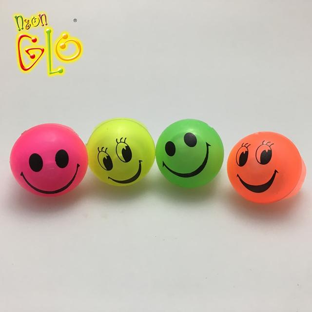 Neon Party Favors Emoj1 Flashing Led Ring Light Up Toys