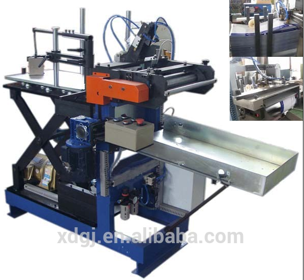 Panit Oil Paint Tin Can Packing Machine For Tin Can