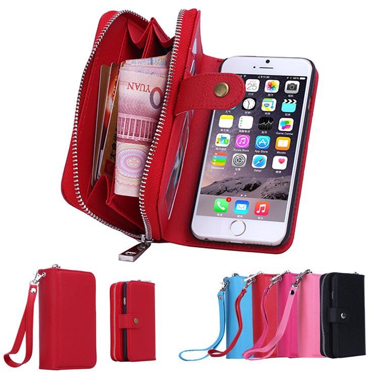 Iphone  Plus Purse Case