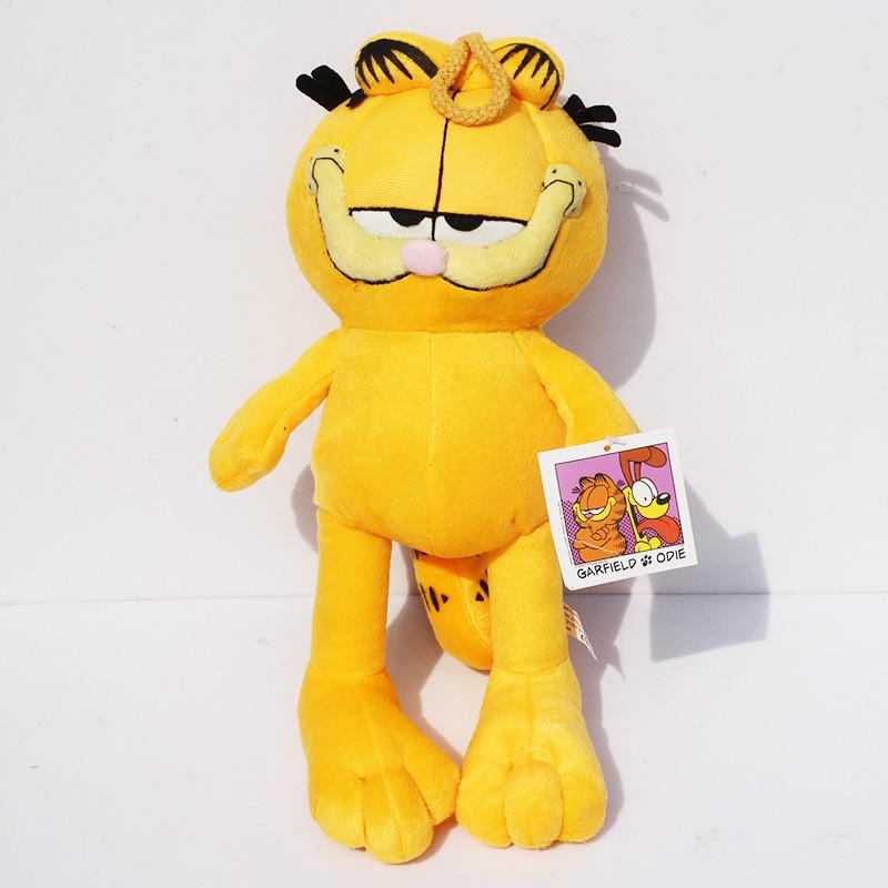30cm Lovely Movie Cartoon Garfield Cat Soft Stuffed Plush Toys Doll Plush Toy Doll Plush Toysgarfield Plush Doll Aliexpress