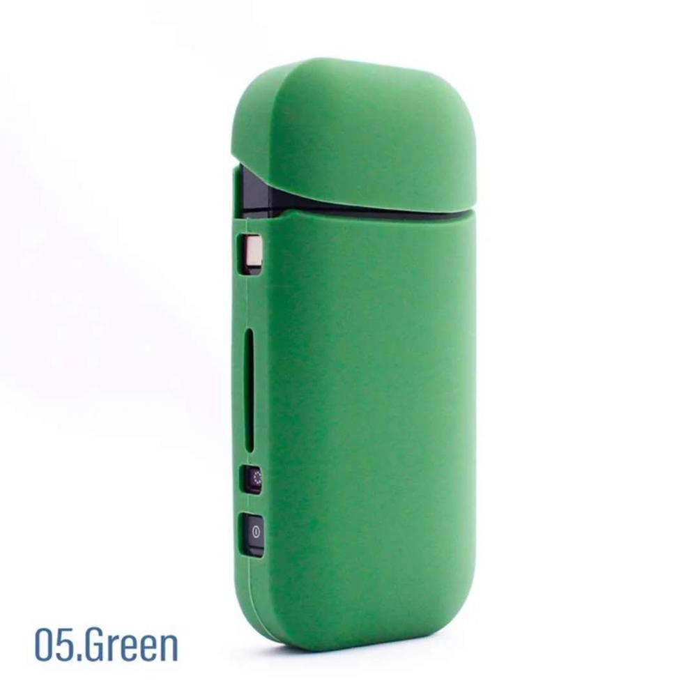 Новый прозрачный и красочный силиконовый чехол от царапин для использования с IQOS 2,4 2,4 plus в наличии lovekeke горячая распродажа