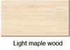 light maple wood