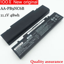 Genuine New original Laptop Battery for samsung AA-PB9NC6B AA-PB9NC6W AA-PB9NS6B AA-PL9NC6B R428 R468 R580 R420 Free Shipping